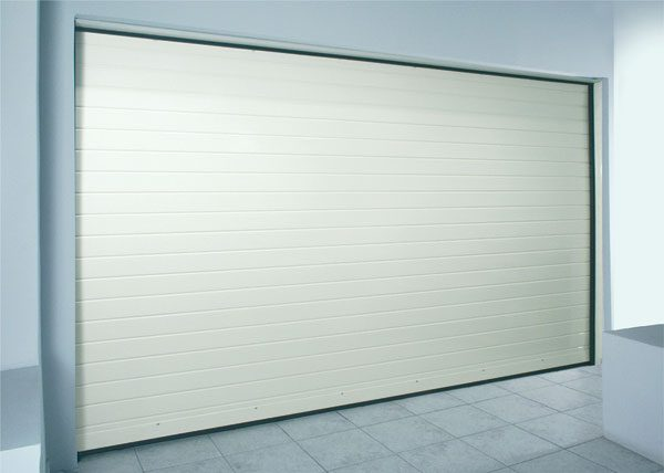 Dual sheet garage door, insulated or non-insulated, R541