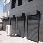 Ρολλό Κλειστού Τύπου Γαλβανιζέ Λαμαρίνας, R212