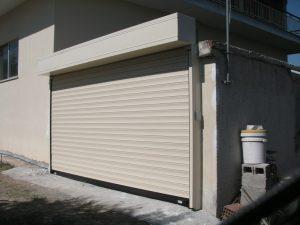 Ρολλά κλειστού τύπου με μόνωση, R433